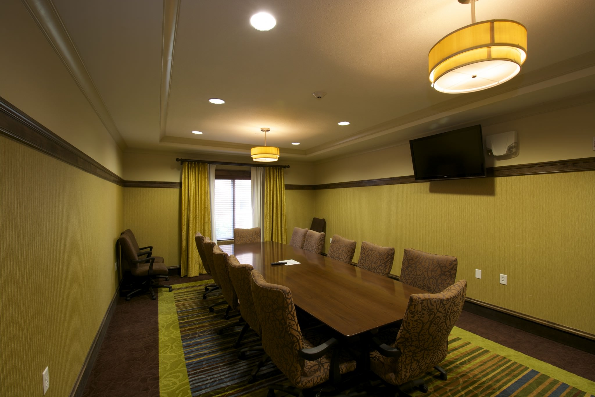 Holiday Inn conference room