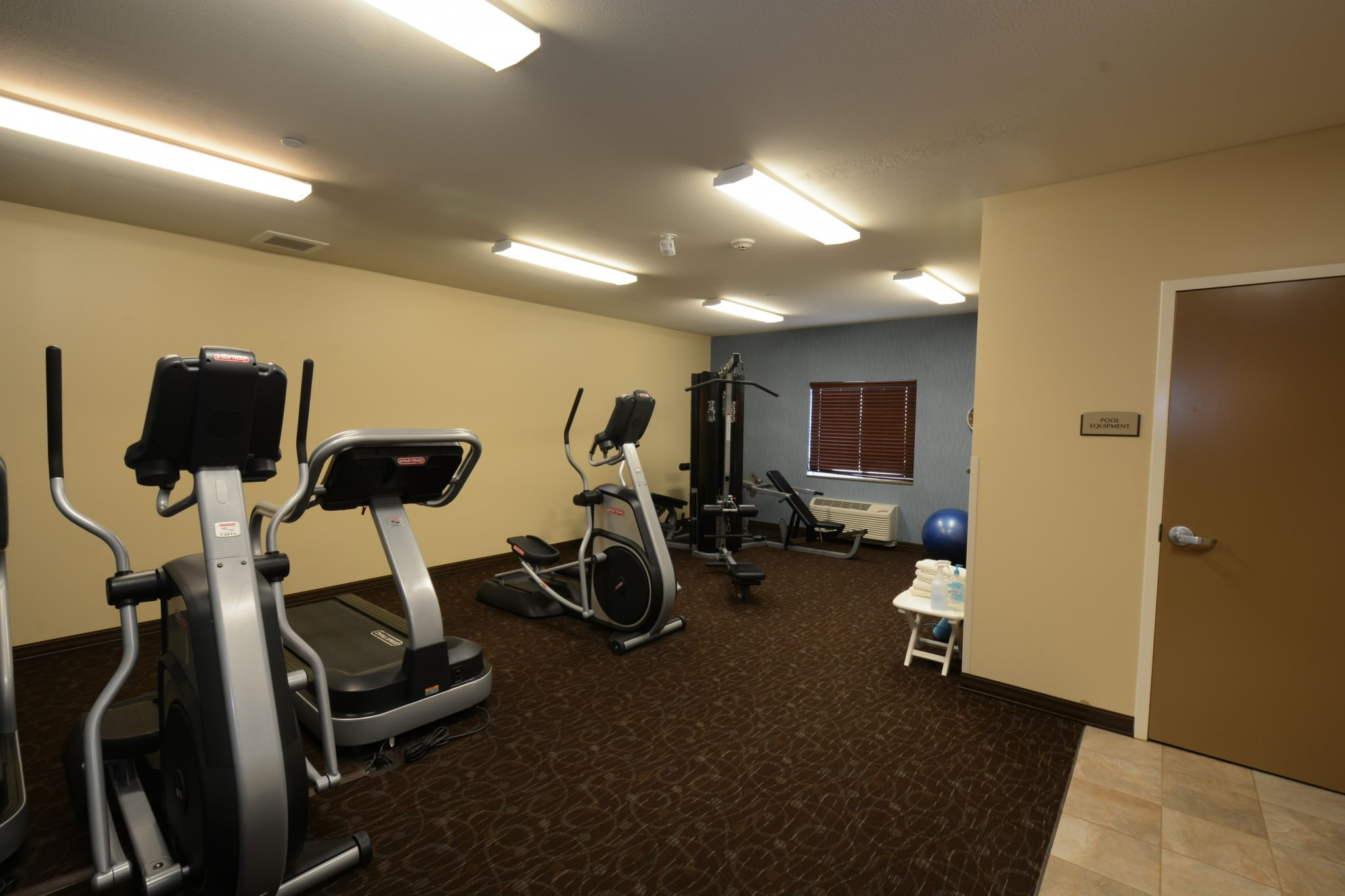HomStay exercise room