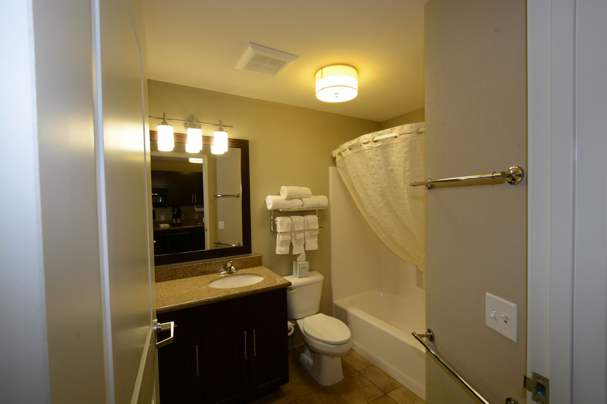 HomStay bathroom