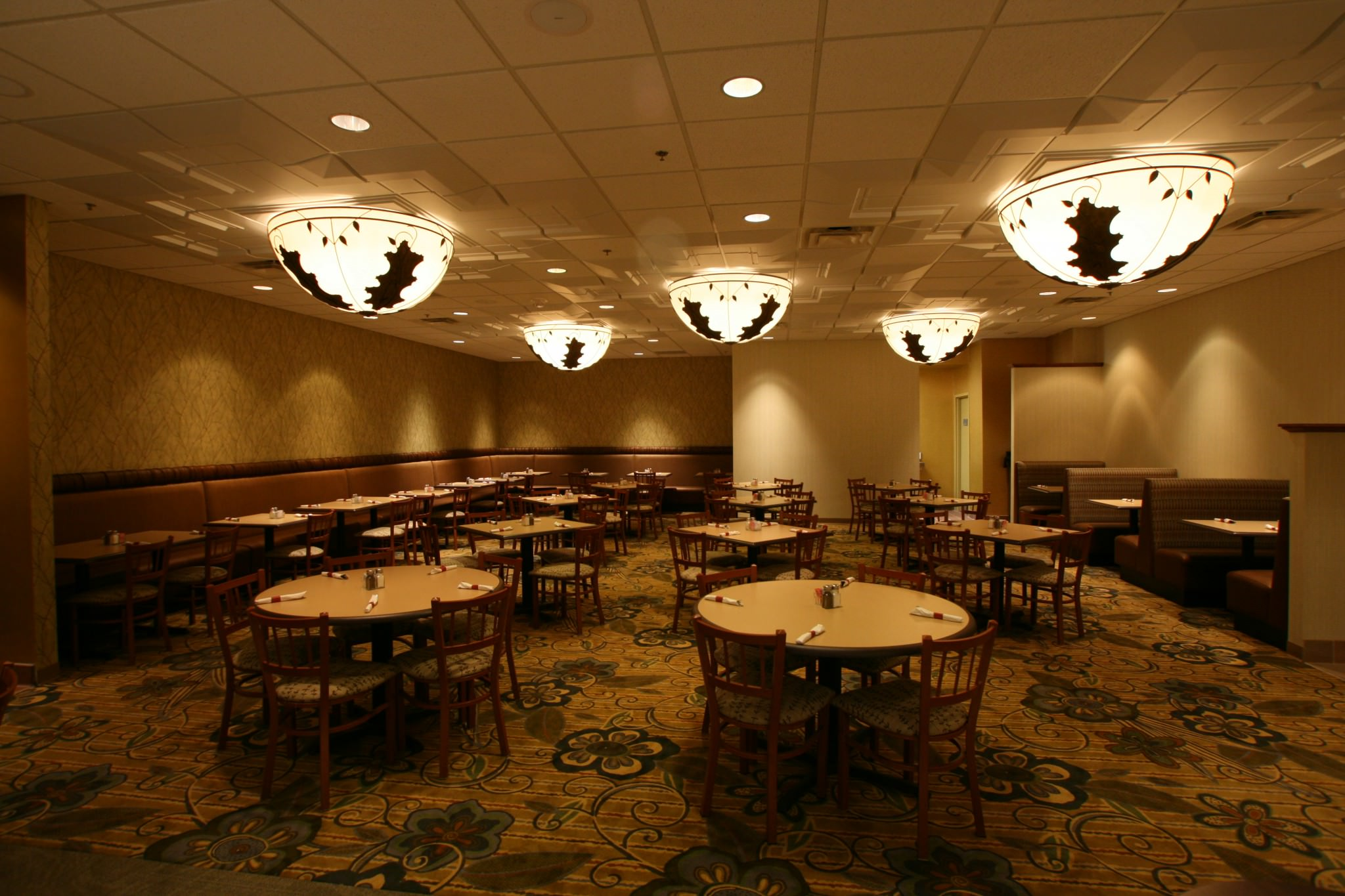 Prairies Edge Casino dining room