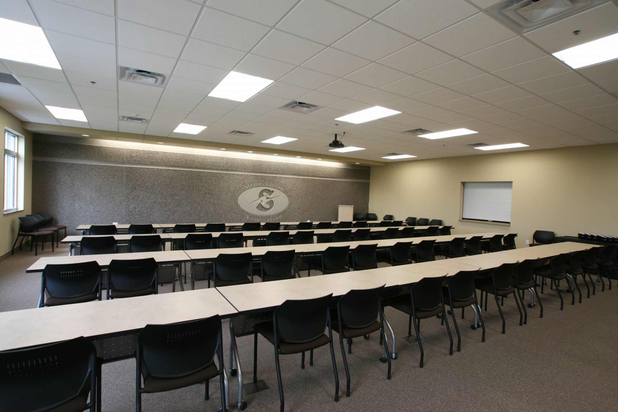 Stearns Electric conference room