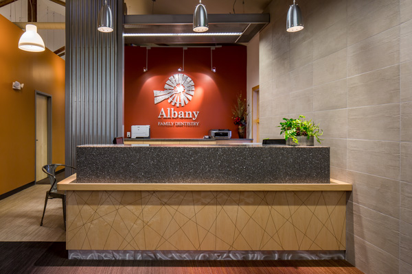 Albany Family Dentistry - Reception