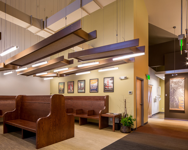 Albany Family Dentistry - Waiting Room