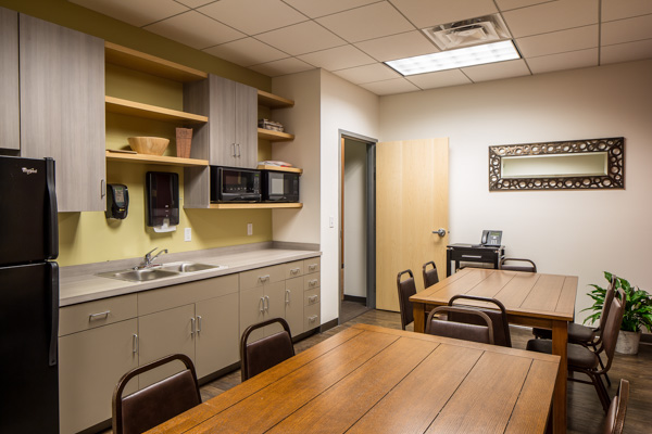 Albany Family Dentistry - Breakroom
